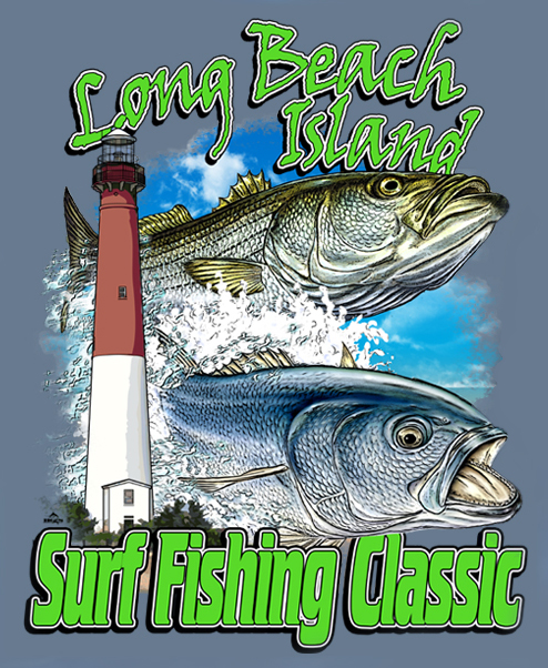 Image result for long beach island surf fishing classic